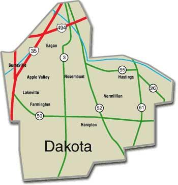 Dakota County Minnesota Home Values